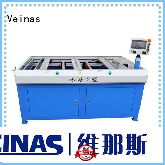 Veinas professional custom machine builders manual for workshop