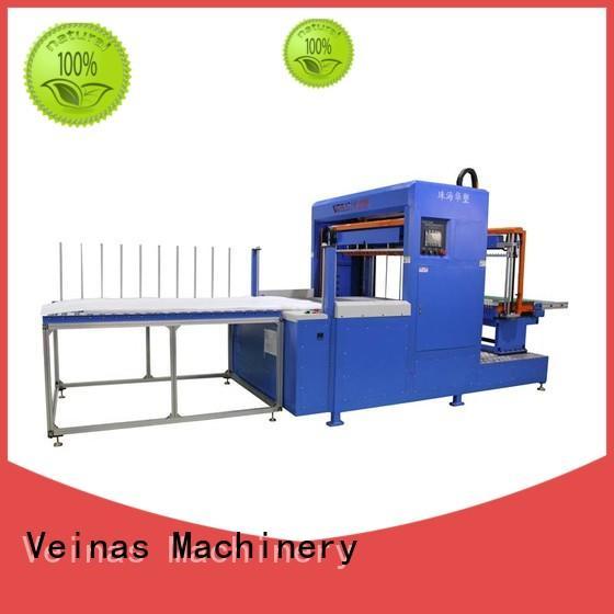 Veinas length industrial foam cutter energy saving for wrapper