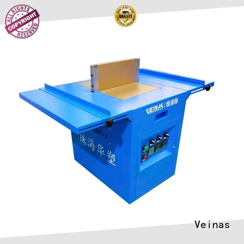 Veinas hotmelt custom built machinery high speed for factory