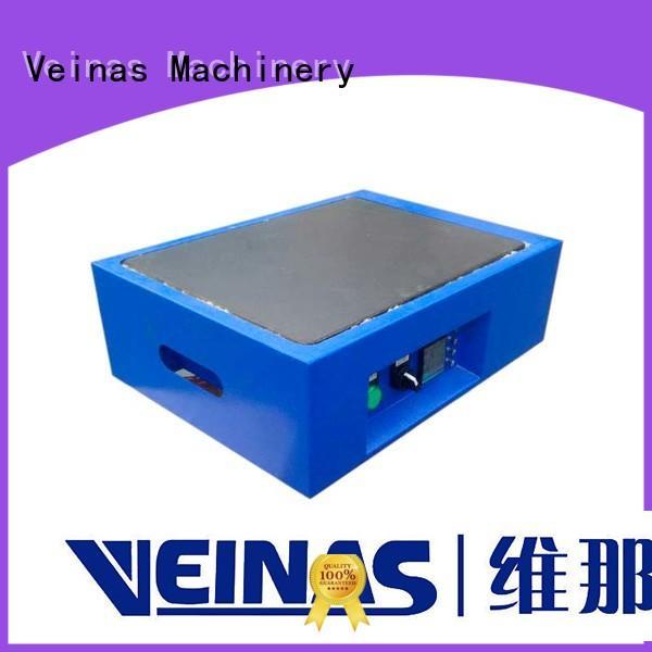 Veinas adjustable custom built machinery energy saving for bonding factory