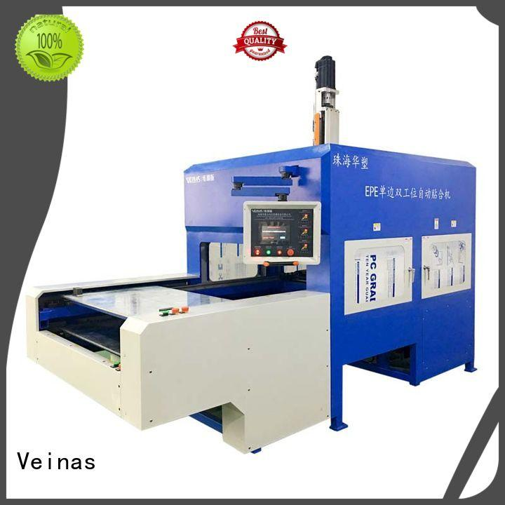 safe industrial laminating machine station factory price for packing material