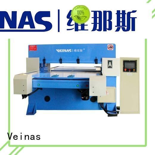 hydraulic sheet cutting machine autobalance for bag factory Veinas
