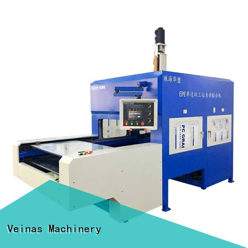 Veinas angle industrial laminating machine Simple operation for packing material