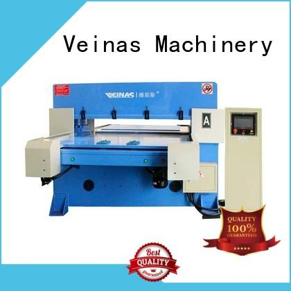 Veinas machine hydraulic cutter for sale for factory