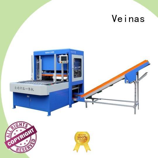 Veinas security EPE foam punching machine wholesale for workshop