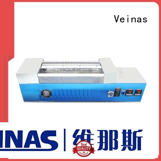 Veinas adjustable custom built machinery high speed for bonding factory