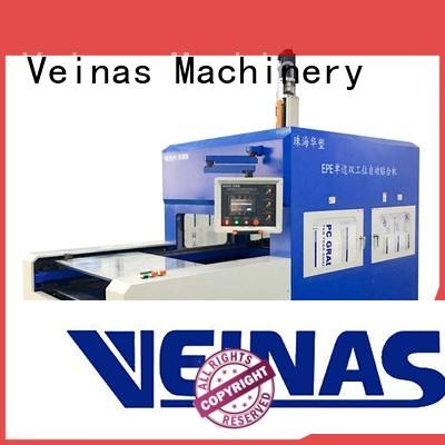 Veinas laminator bonding machine for sale for workshop