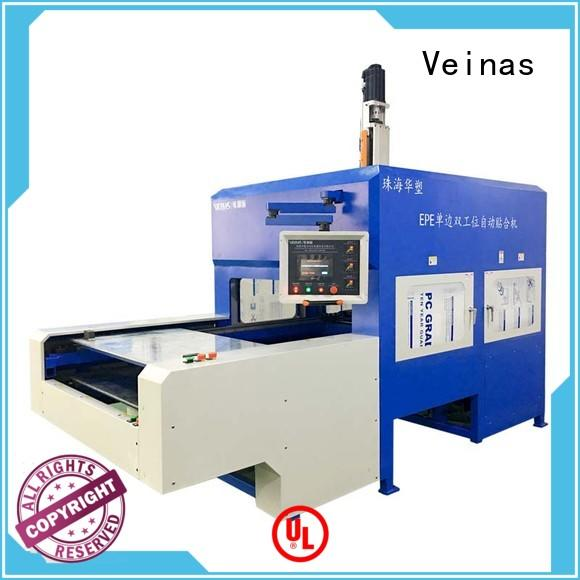 Veinas two lamination machine manufacturer Simple operation for packing material