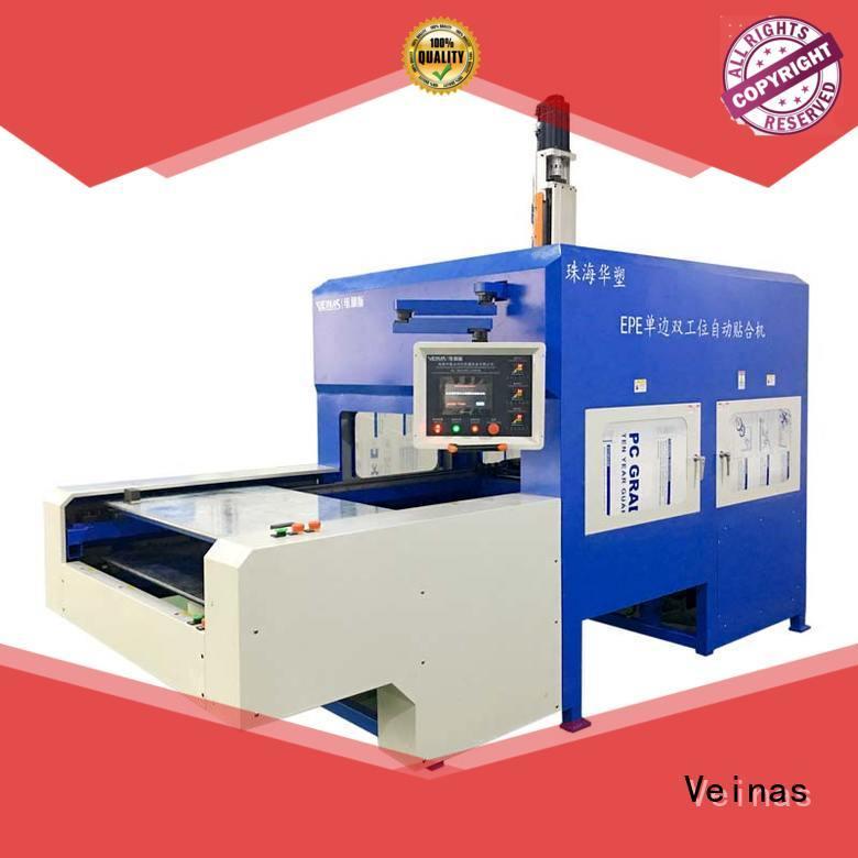 Veinas Brand epe speed thermal lamination machine successive supplier