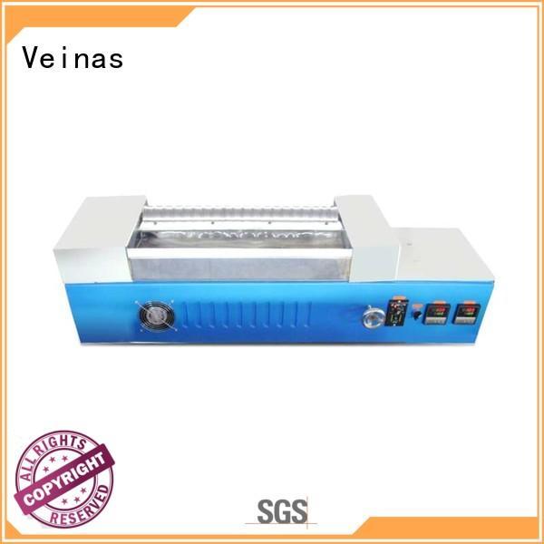 Veinas station epe machine energy saving for bonding factory