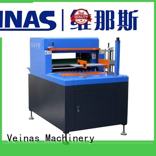 Veinas stable big laminating machine Easy maintenance for packing material