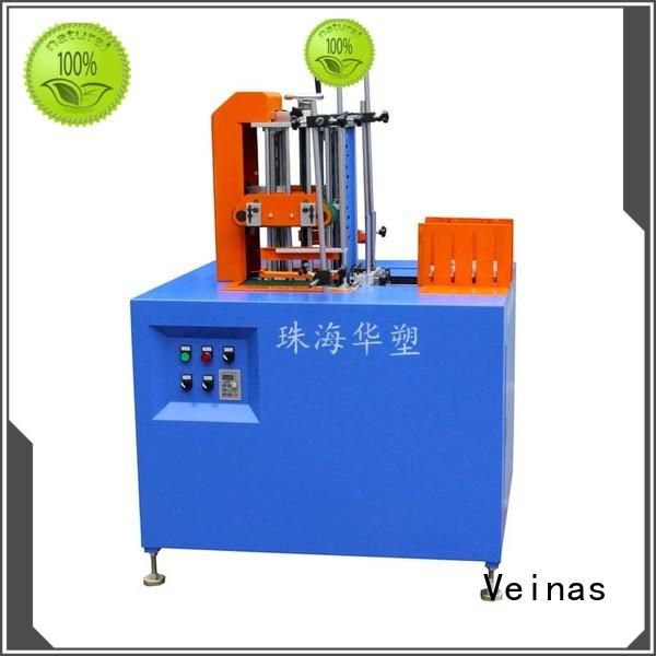 smooth Veinas machine discharging Simple operation for factory