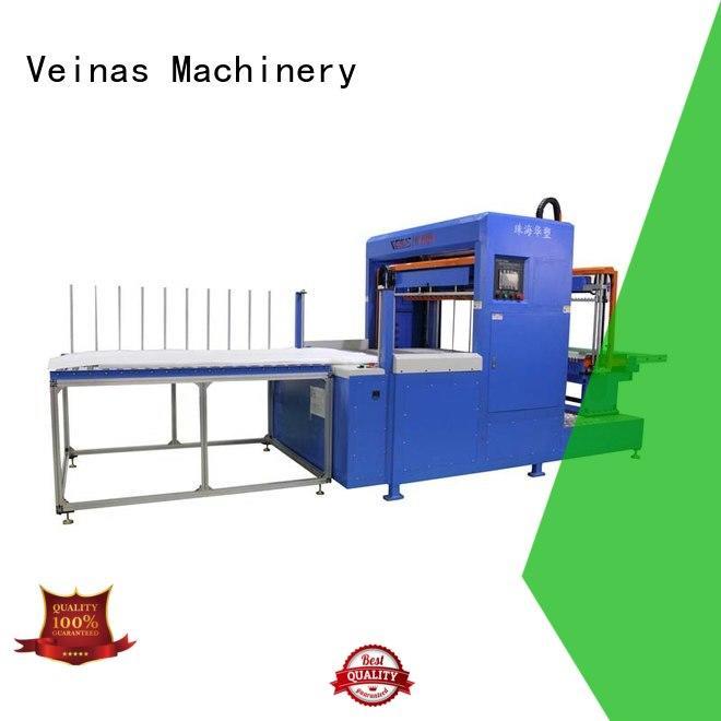 foam cutting machine length for wrapper Veinas