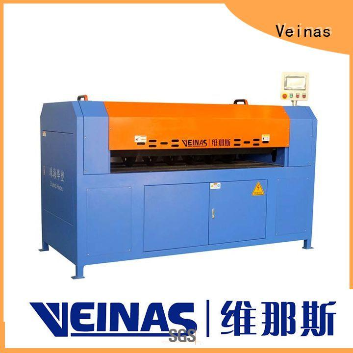 Veinas flexible foam cutting machine machine for foam