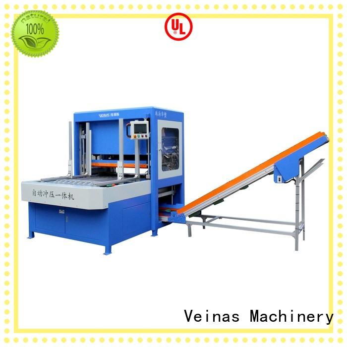Veinas powerful EPE foam punching machine high quality for factory