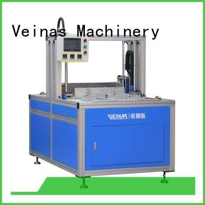 Veinas boxmaking lamination machine price list high efficiency for workshop