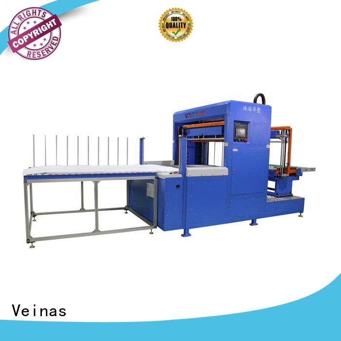 Veinas breadth veinas epe foam cutting machine price easy use for workshop