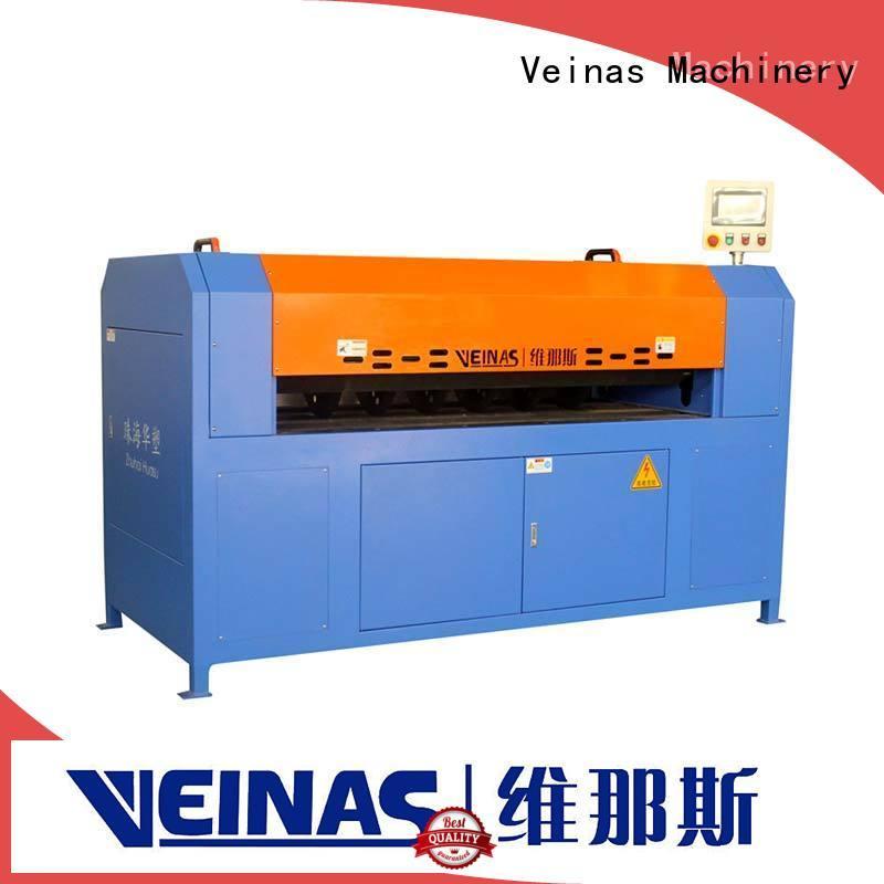 Veinas flexible epe cutting machine high speed for foam