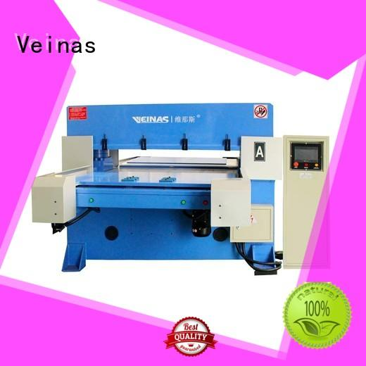 Veinas feeding hydraulic cutter for sale for packing plant