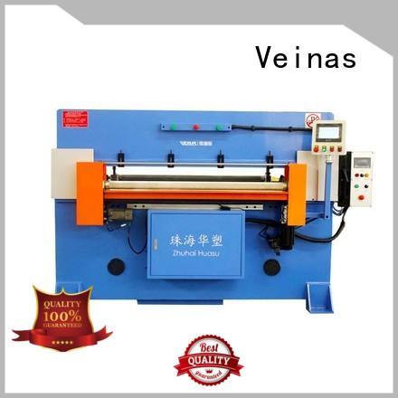 Veinas flexible hydraulic cutter manufacturer for bag factory