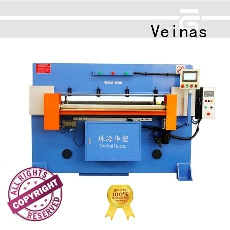 Veinas fourcolumn hydraulic cutting machine for sale for factory