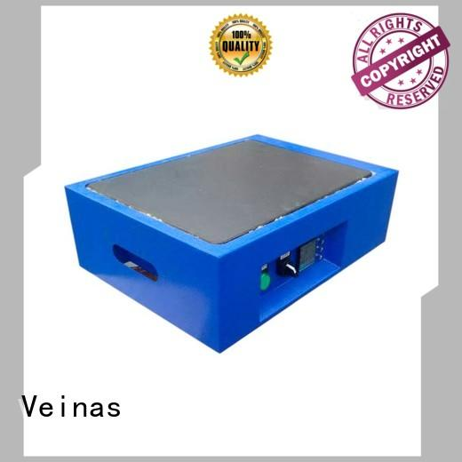 Veinas adjustable custom made machines heating for shaping factory