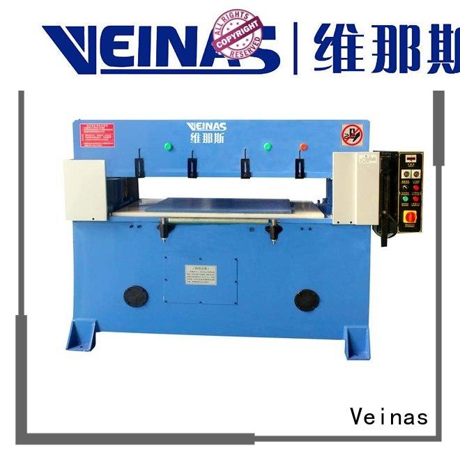 Veinas precision hydraulic cutter promotion for factory