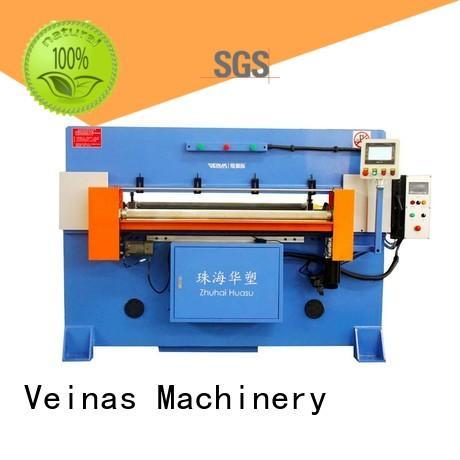 Veinas hydraulic hydraulic angle cutting machine energy saving for bag factory
