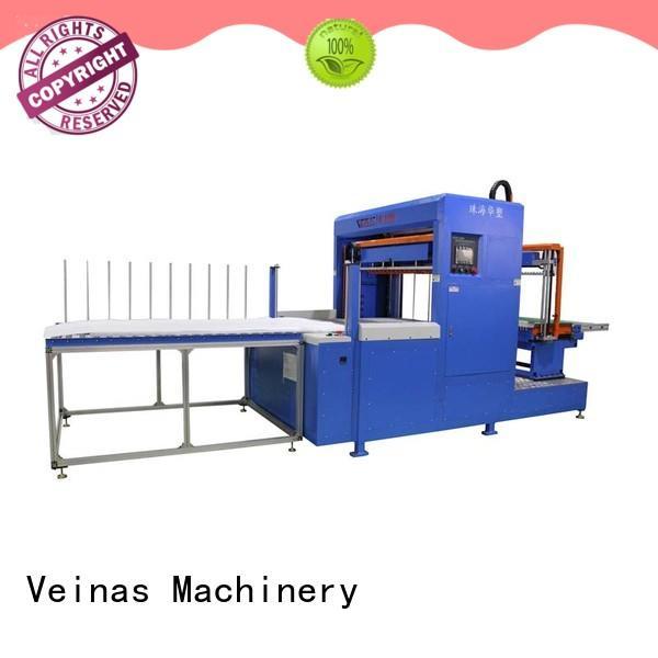 safe epe foam cutter and presser machine supplier for foam