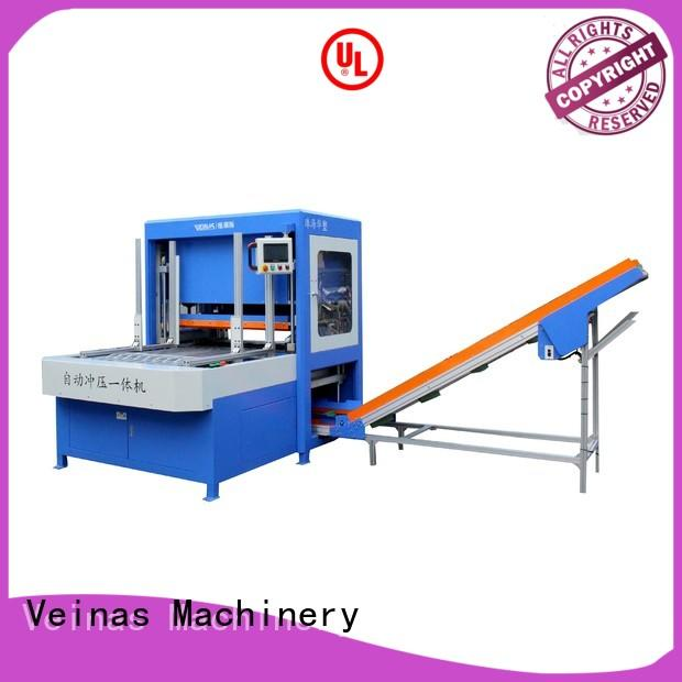 EPE foam punching machine epe for punching Veinas