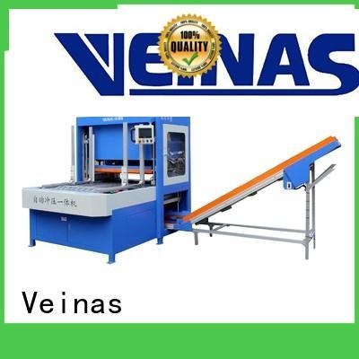 Veinas precision hydraulic punching machine supply for foam