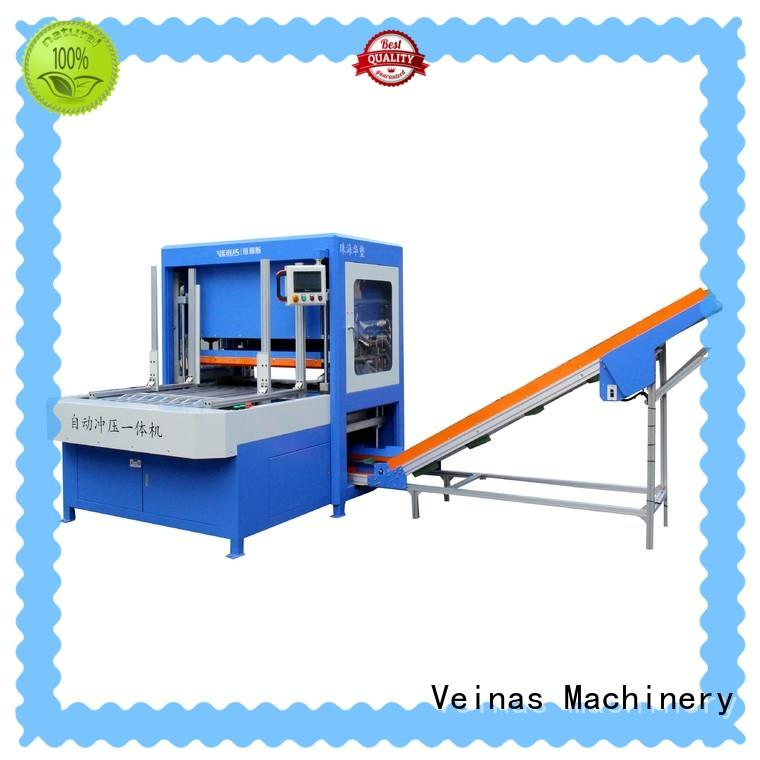 Veinas machine EPE punching machine easy use for packing plant