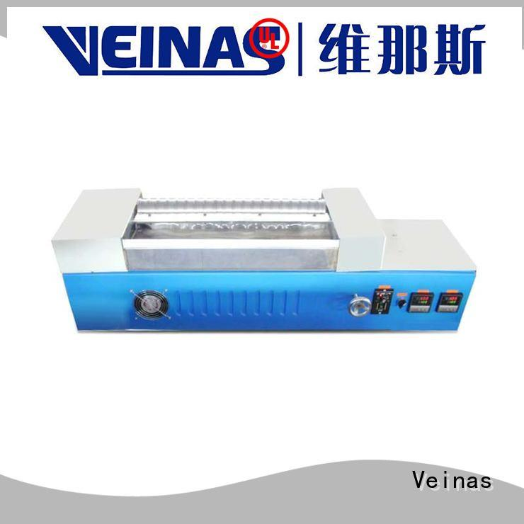 Veinas adjustable epe foam sheet production line smokeless for factory
