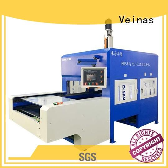 cardboard foam machine high efficiency for laminating Veinas