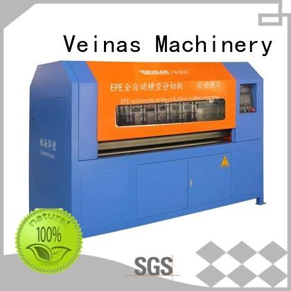Veinas breadth slitting machine supplier for factory