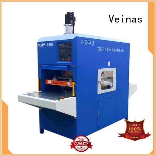 Veinas stable lamination machine price Easy maintenance for factory