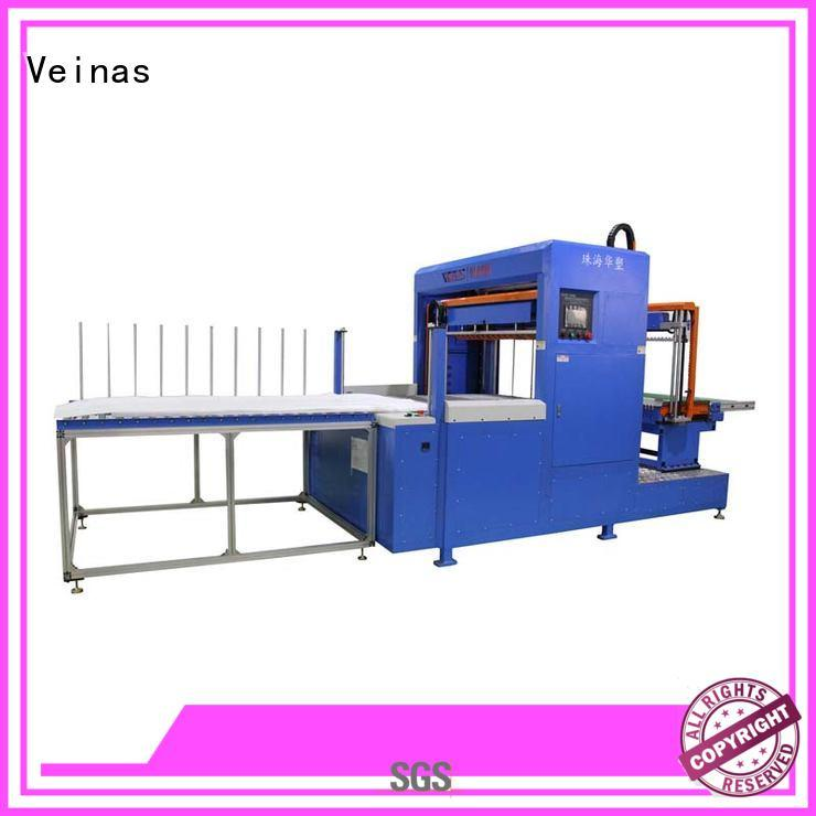 Veinas Brand automaticknifeadjusting sheet cutting foam board cutting machine manual