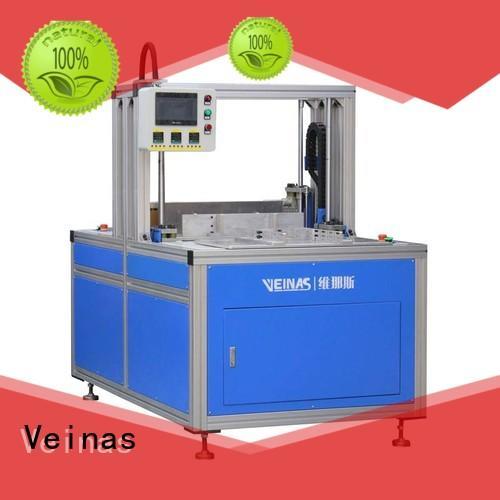Veinas shaped bonding machine high efficiency