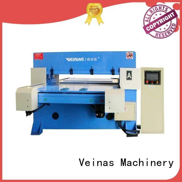 Veinas fourcolumn hydraulic cutter price for sale for shoes factory