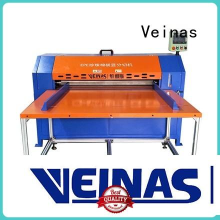 Veinas machine epe cutting machine easy use for foam