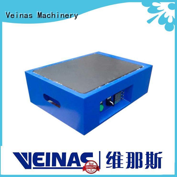 Veinas adjustable epe foam sheet production line smokeless for bonding factory