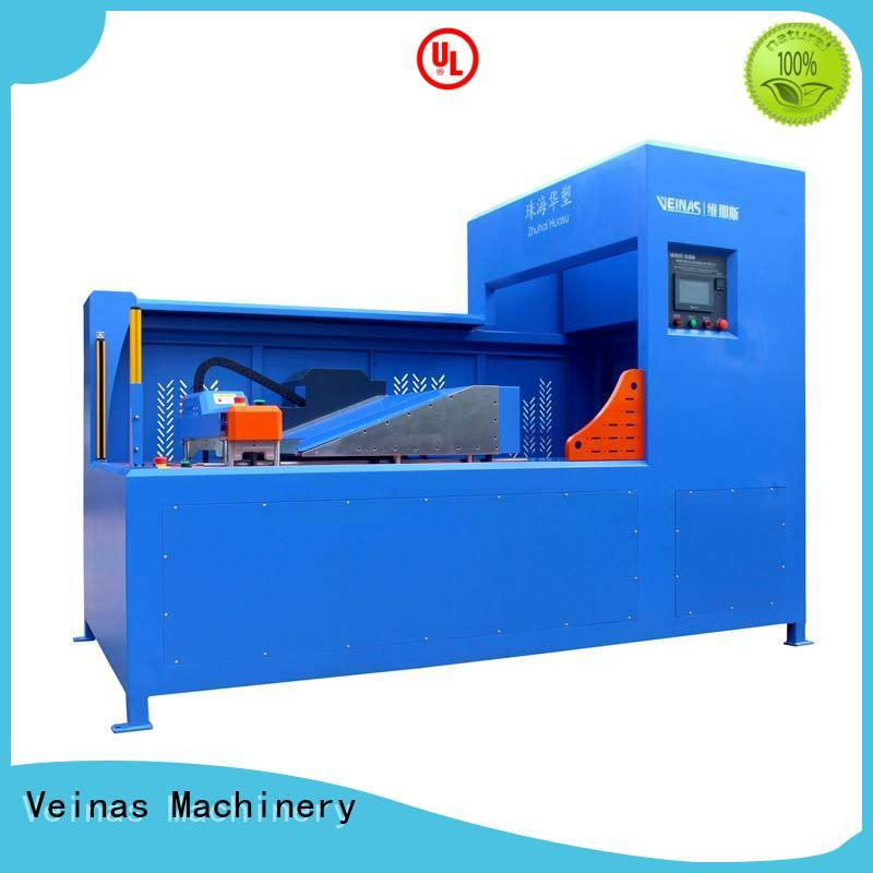 Veinas feeding professional laminator factory price for foam