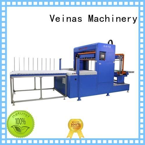 Veinas professional foam cutting machine price energy saving for workshop