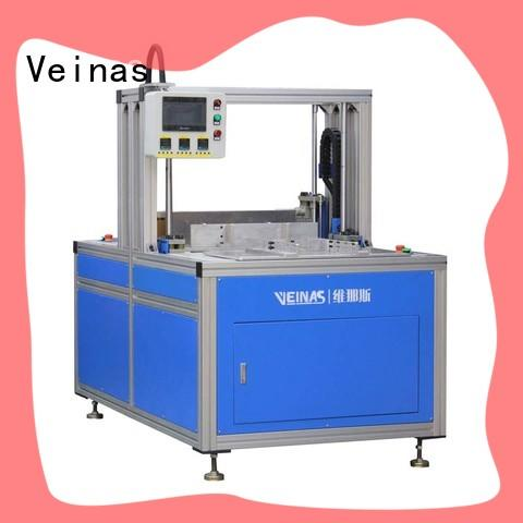 Veinas station automatic lamination machine Simple operation for foam