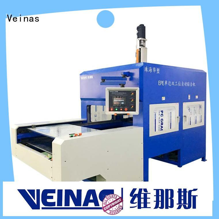 Veinas safe automation machinery factory price for foam