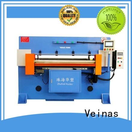 feeding hydraulic shearing machine simple operation for shoes factory