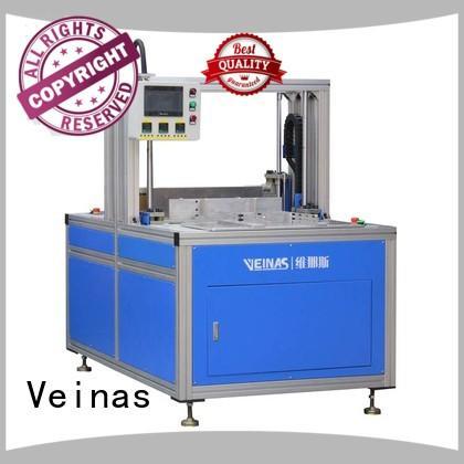 Veinas discharging bonding machine high efficiency for workshop