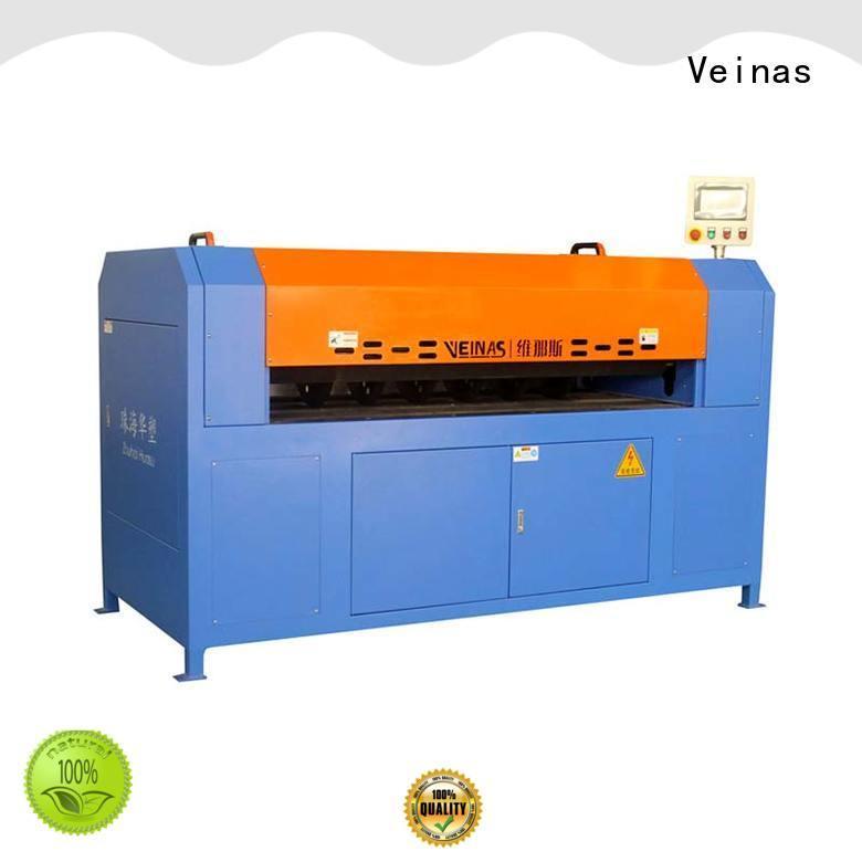 Veinas safe foam cutting machine price supplier for factory