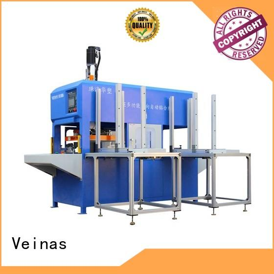 Veinas side EPE foam automation machine Easy maintenance for packing material