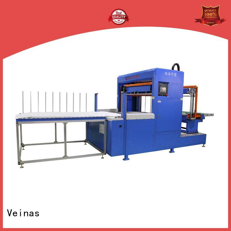 Veinas automaticknifeadjusting foam sheet cutting machine supplier for factory